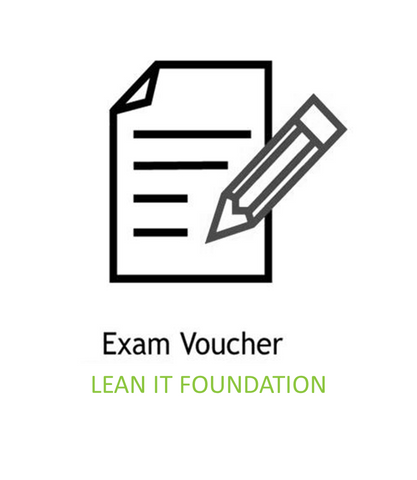 Lean IT Foundation Exam Voucher