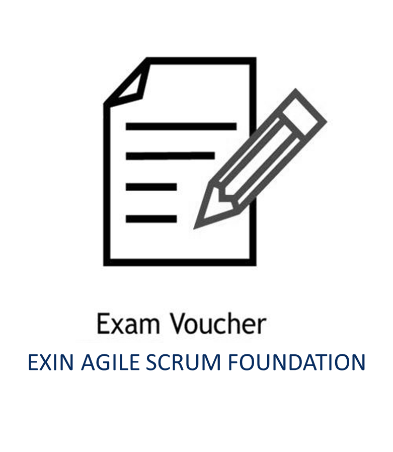 EXIN Agile Scrum Foundation Exam Voucher