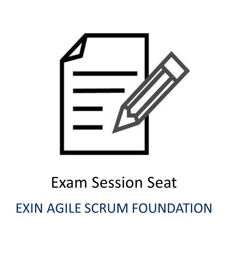 EXIN Agile Scrum Exam Session Seat