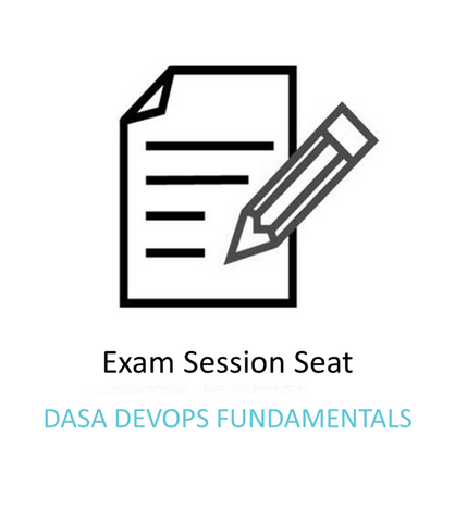DASA DevOps Fundamentals Exam Session Seat