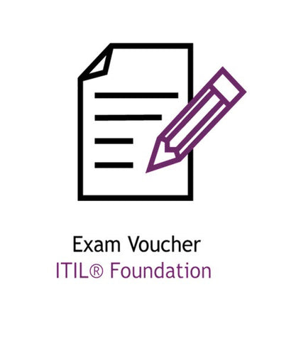 ITIL® Foundation Exam Voucher