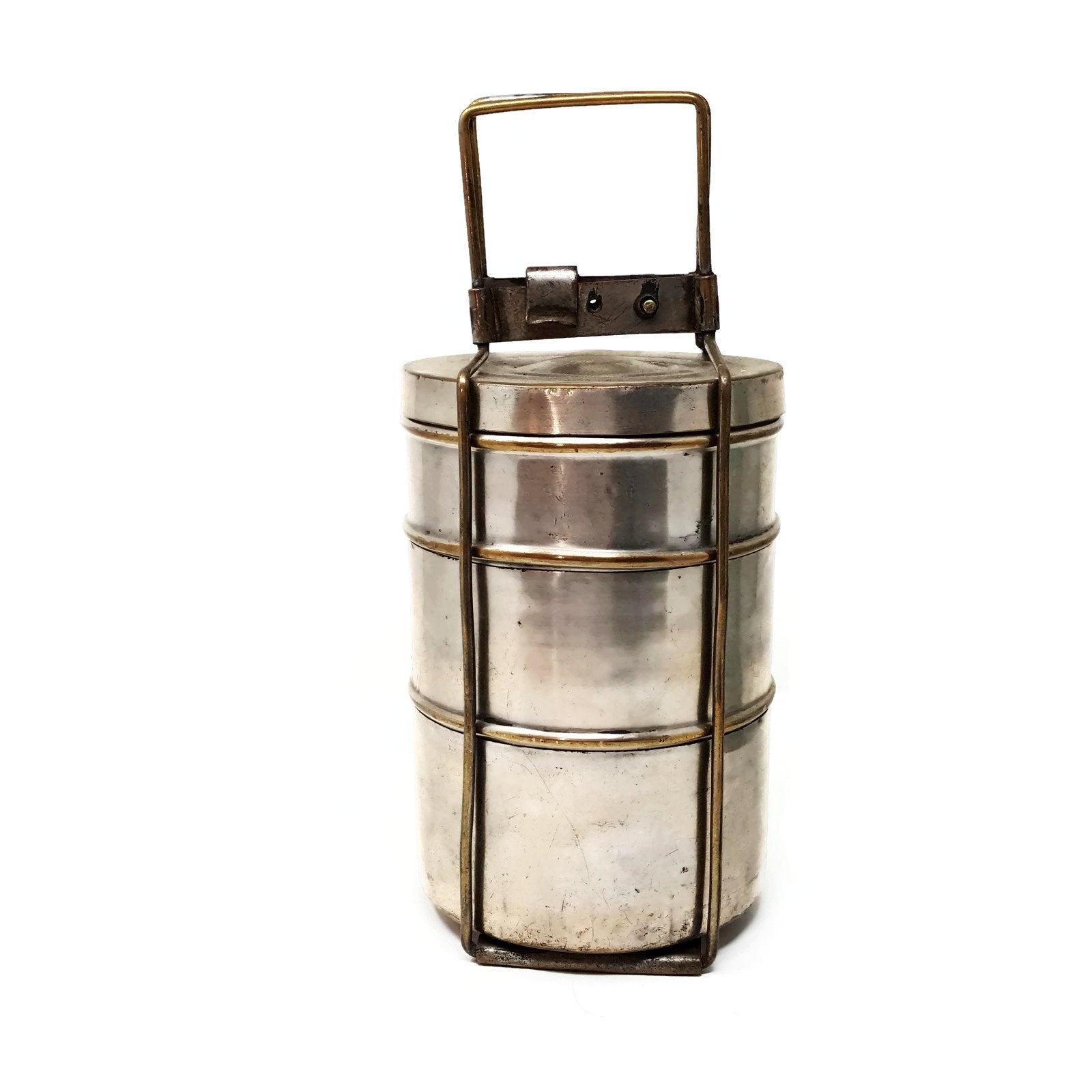 Vintage Metal Lunchbox - SARAJANEaccessories