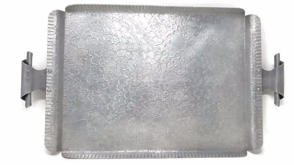 Etched Metal Tray - SARAJANEaccessories