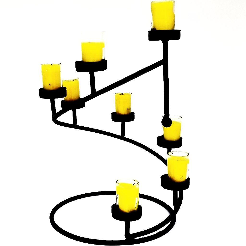 Mid-Century Candle Holder - SARAJANEaccessories