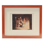 Etching Of Japanese Family - SARAJANEaccessories - 1