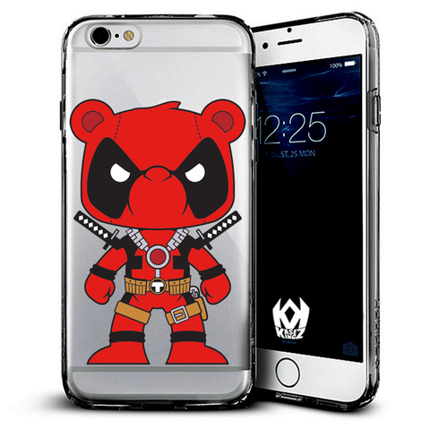 Dead Pool iPhone Case