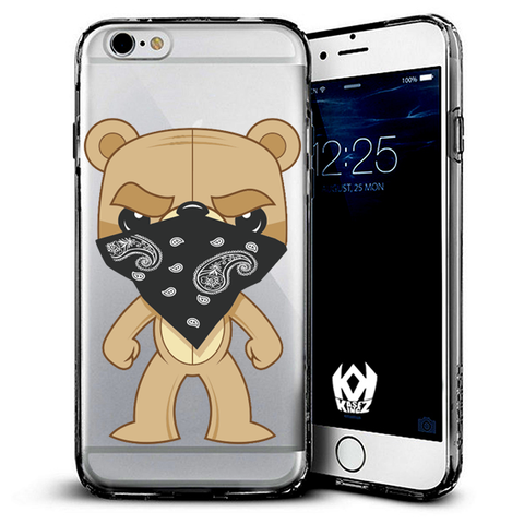 Thugz by ToyThug iPhone Case