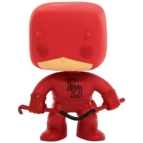 Funko Pop Marvel Daredevil Exclusive Vinyl Bobblehead Figure - ToyThug