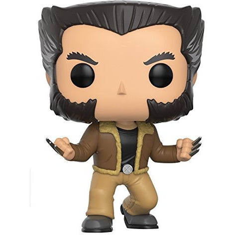 Funko Pop X-Men Logan Wolverine Bundled With Free Box Protector