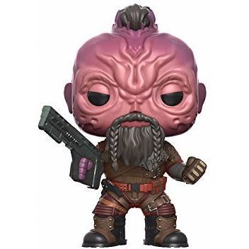 Guardians of the Galaxy Vol. 2 Taserface Pop! Vinyl Figure with Free Pop Protector! …