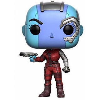 Guardians of the Galaxy Vol. 2 Nebula Pop! Vinyl Figure with Free Pop Protector!