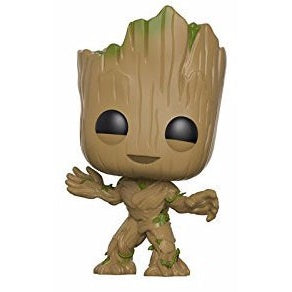 Guardians of the Galaxy Vol. 2 Baby Groot Pop! Vinyl Figure with Free Pop Protector! …