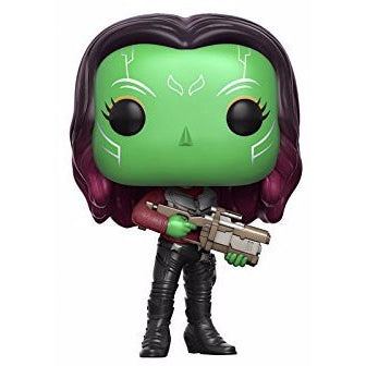 Guardians of the Galaxy Vol. 2 Gamora Pop! Vinyl Figure with Free Pop Protector!