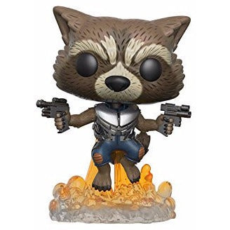 Guardians of the Galaxy Vol. 2 Rocket Pop! Vinyl Figure with Free Pop Protector!