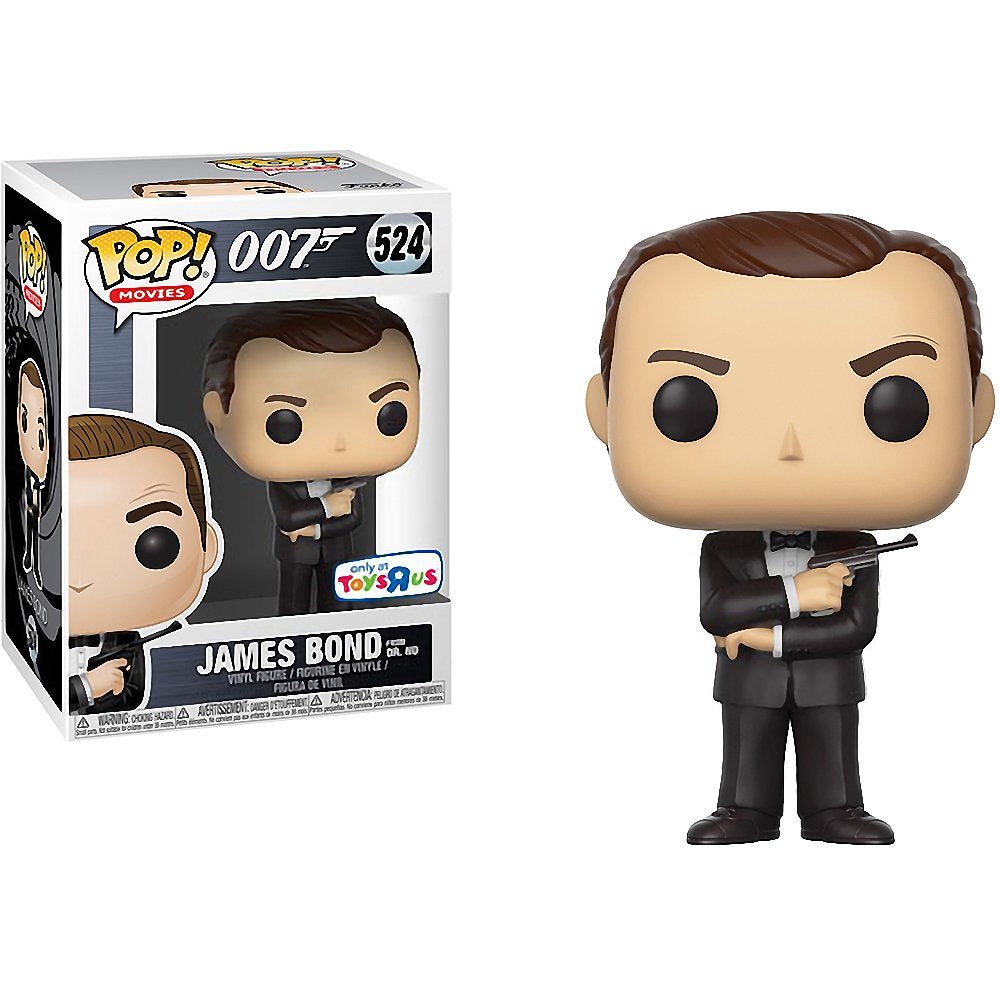 Funko James Bond Dr. No (Toys R Us Exclusive) POP! Movies