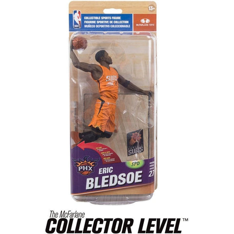 Phoenix Suns NBA Series 27 Action Figure: Eric Bledsoe (Gold Level Variant)