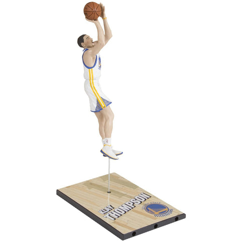 McFarlane Toys NBA Series 27 Klay Thompson (White) Action Figure - ToyThug