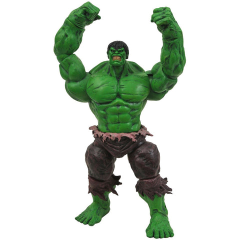 Marvel Select: Incredible Hulk Action Figure - ToyThug