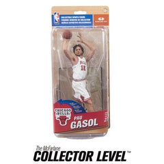 Chicago Bulls NBA Series 27 Action Figure: Pau Gasol (MVP Level Variant) - ToyThug