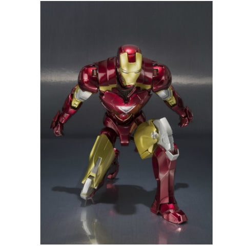 Iron Man Mark VI SH Figuarts Set