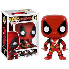 Deadpool with Two Swords Pop! Vinyl Figure - ToyThug