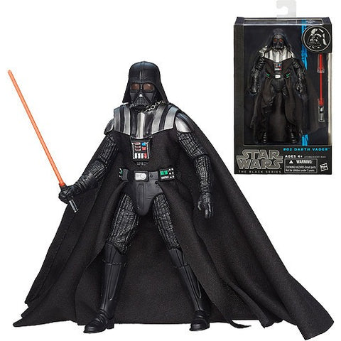Star Wars The Black Series Darth Vader 6-Inch Action Figure - ToyThug