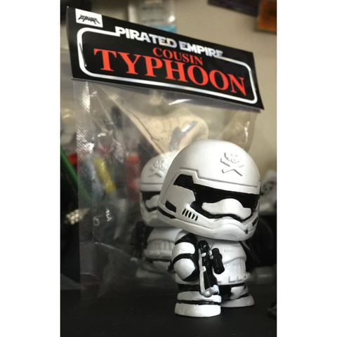 Quiccs Exclusive: Cousin Typhoon (Storm Trooper) - ToyThug