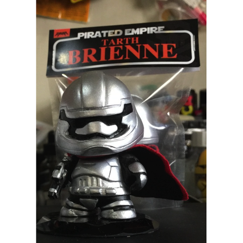 Quiccs Exclusive: Tarth Brienne (Captain Phasma) - ToyThug