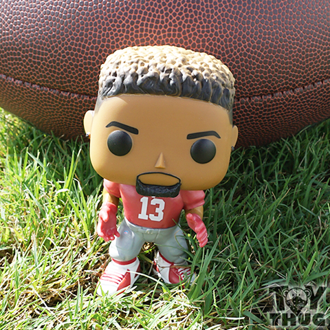 Funko POP NFL Odell Beckham Jr (Red / Grey)