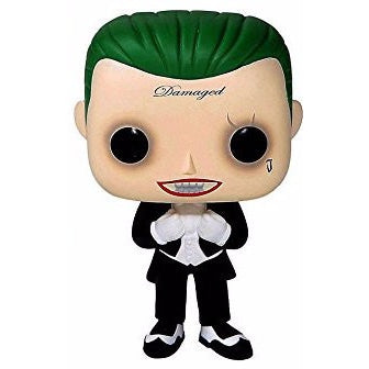 Funko Pop! Suicide Squad #109 The Joker (tuxedo) Exclusive