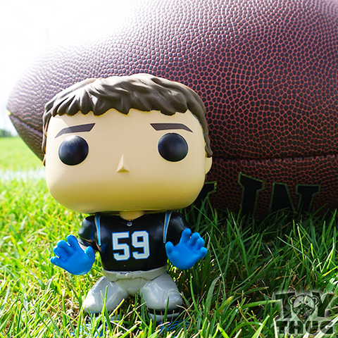 Funko POP NFL Luke Kuechly (Black / Blue)