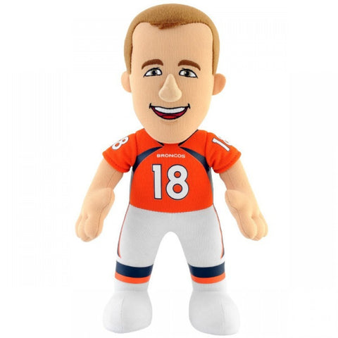 "NEW ENGLAND PATRIOTS® TOM BRADY 10"" PLUSH FIGURE"