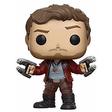 Guardians of the Galaxy Vol. 2 Star Lord Pop! Vinyl Figure with Free Pop Protector! …