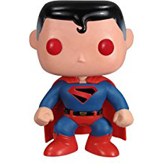 Funko DC Comics POP! Kingdom Come Superman Bedrock City Exclusive