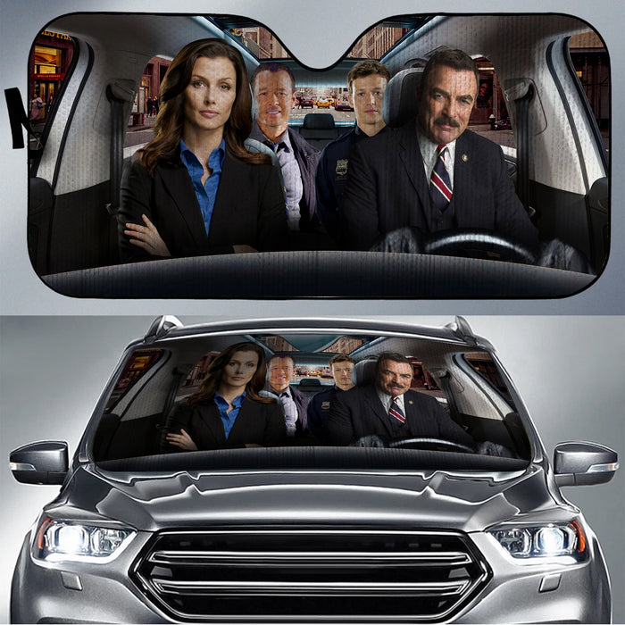 Blue Bloods Car Sunshade