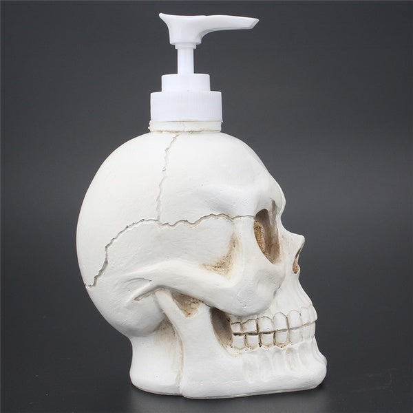 Creative Skull Storage Pump Bottle