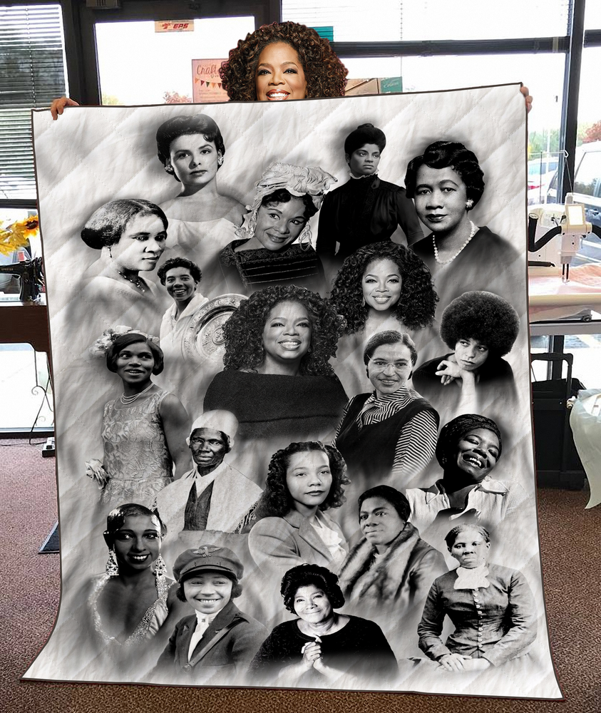 Black month history Blanket