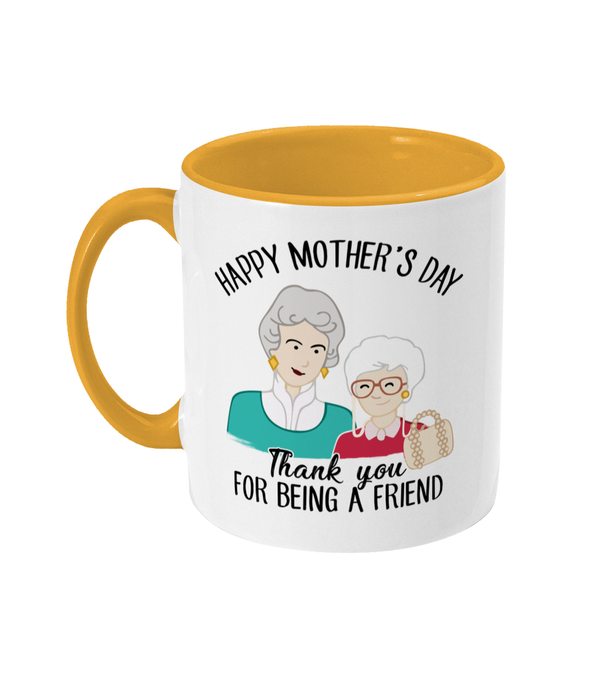 Two Toned Mug - HAPPY MOTHER'S DAY