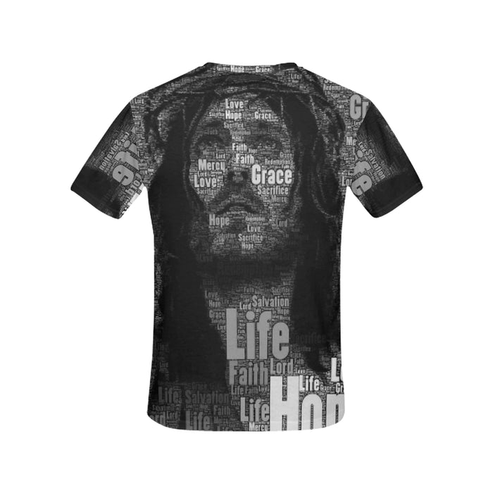 Jesus All Over Print T-shirt