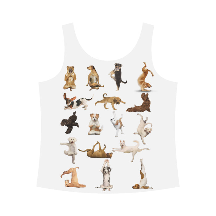 Yoga Dog Tank Top