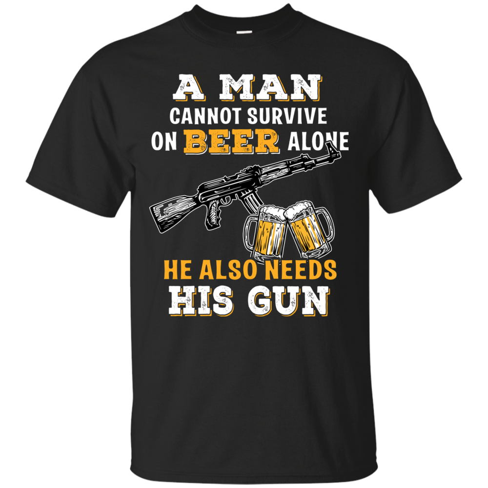 Beer and Gun