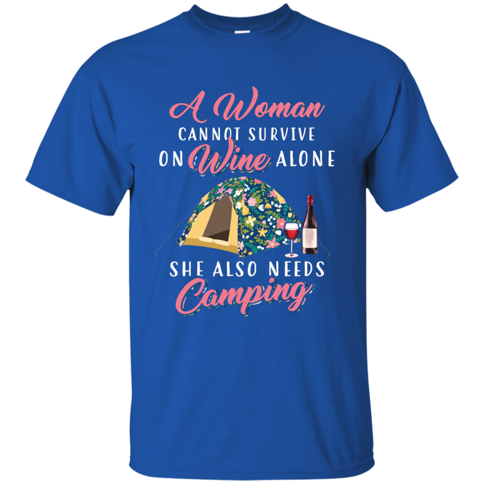 Wine and Camping