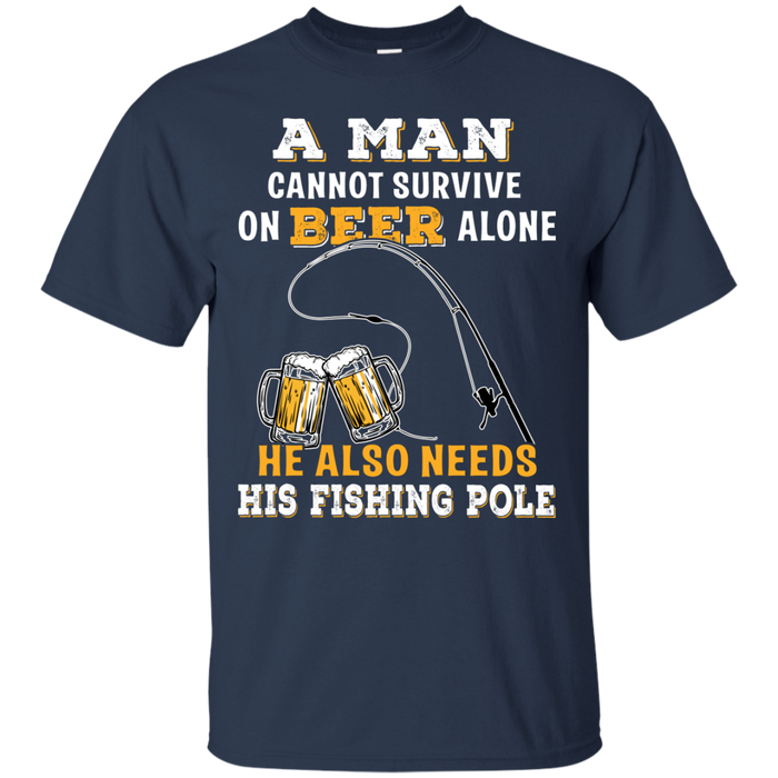 Beer and Fishing