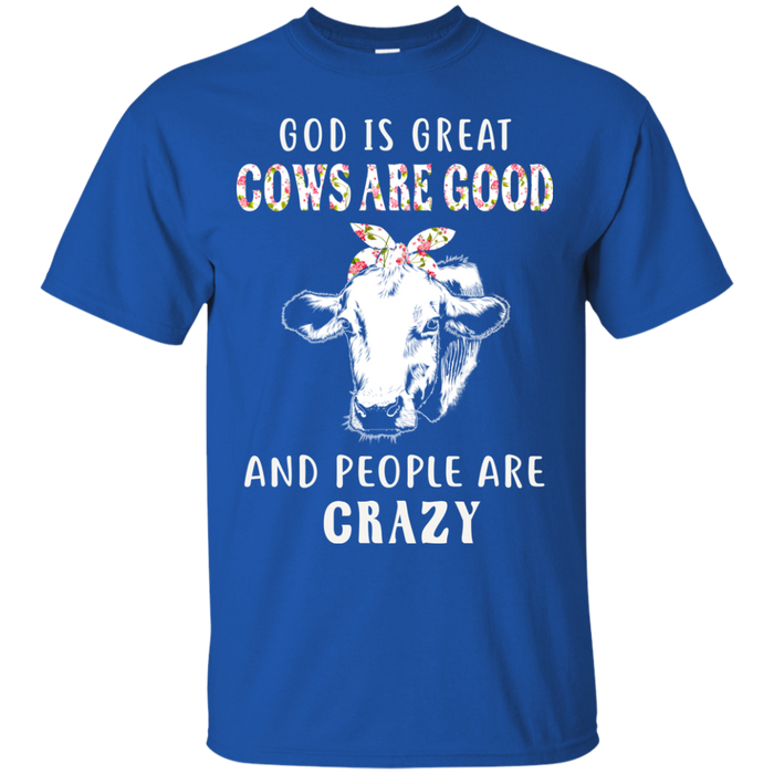 COWS ARE GOOD