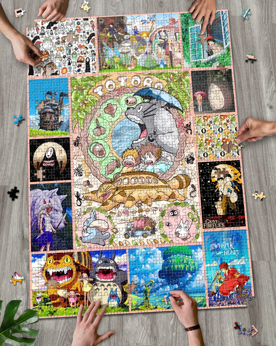STUDIO COLLECTION JIGSAW PUZZLE