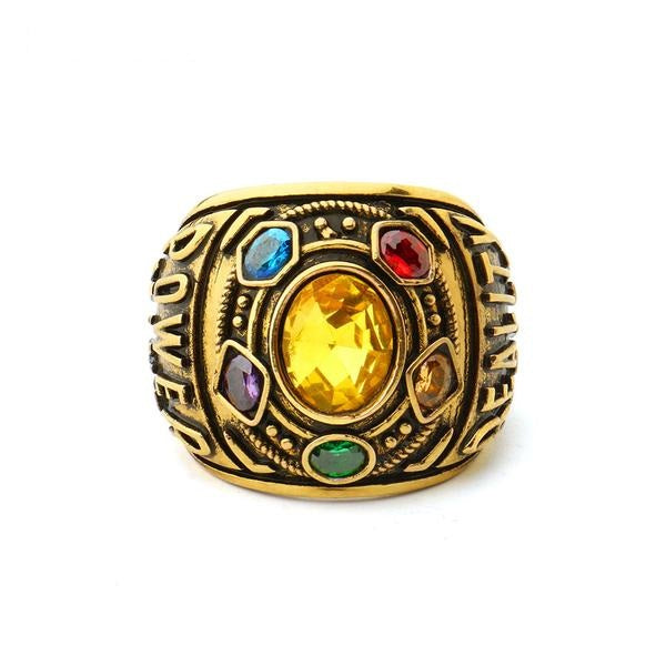 Infinity Gauntlet Power Ring Avengers