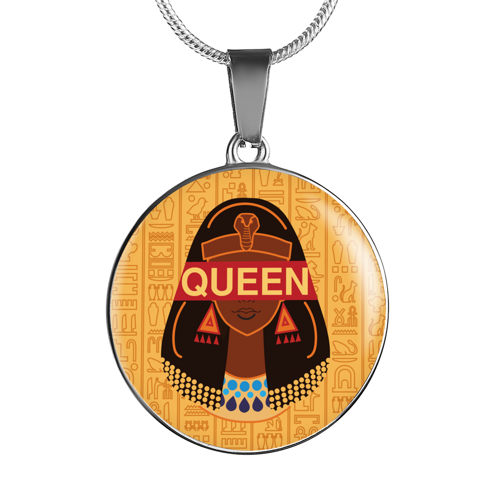 African Queen Necklace - Jewelry - Happy Vibe Store