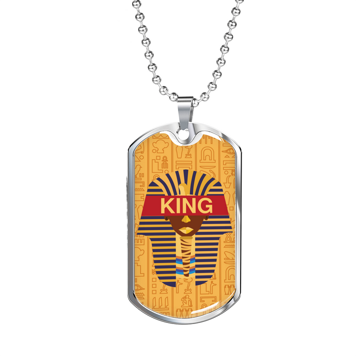 African King Necklace - Jewelry - Happy Vibe Store