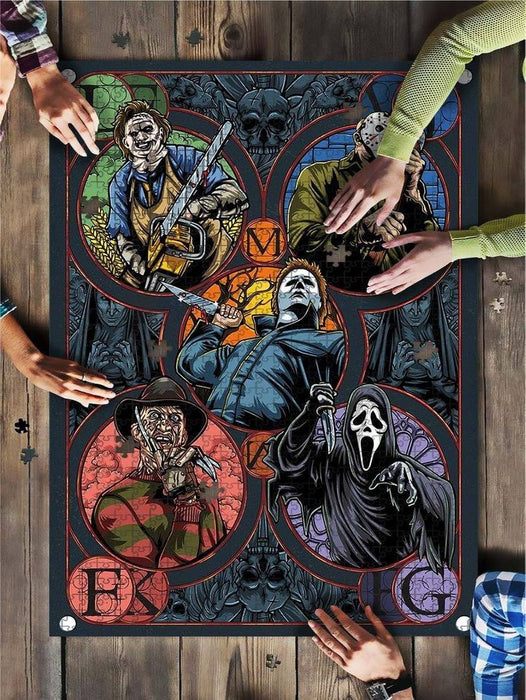 Horror New Art Jigsaw Puzzle
