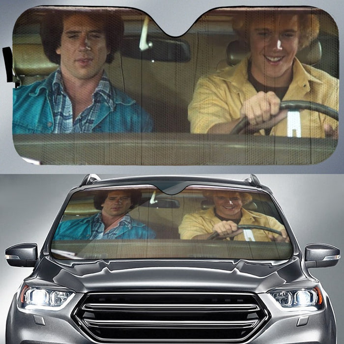 The Dukes of Hazzard Car Sunshade